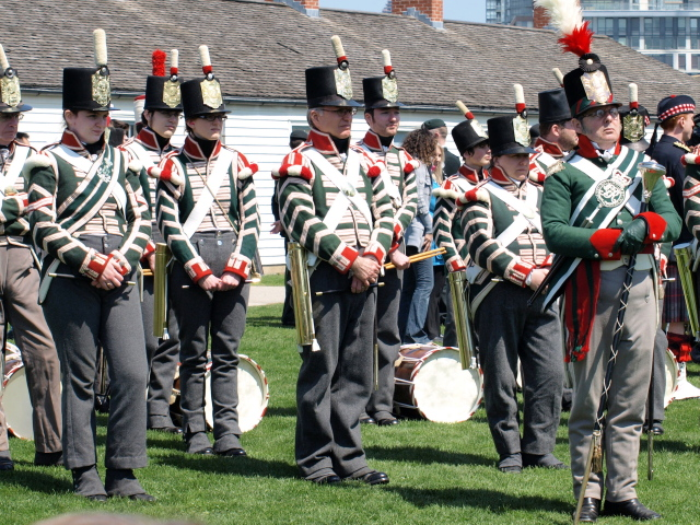 fife & drum band